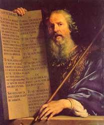Moisés e a Sagrada Escritura