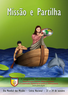 Cartaz Missões 2010
