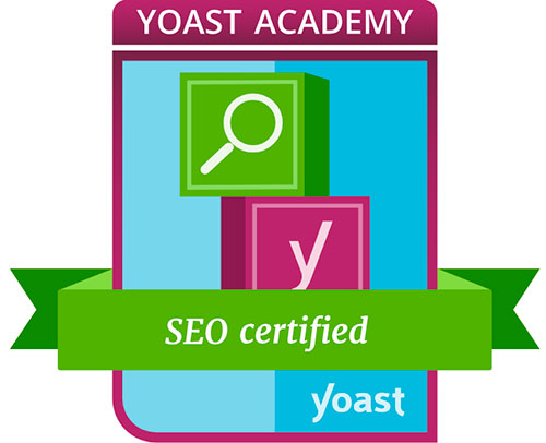 successfully completed the SEO course!