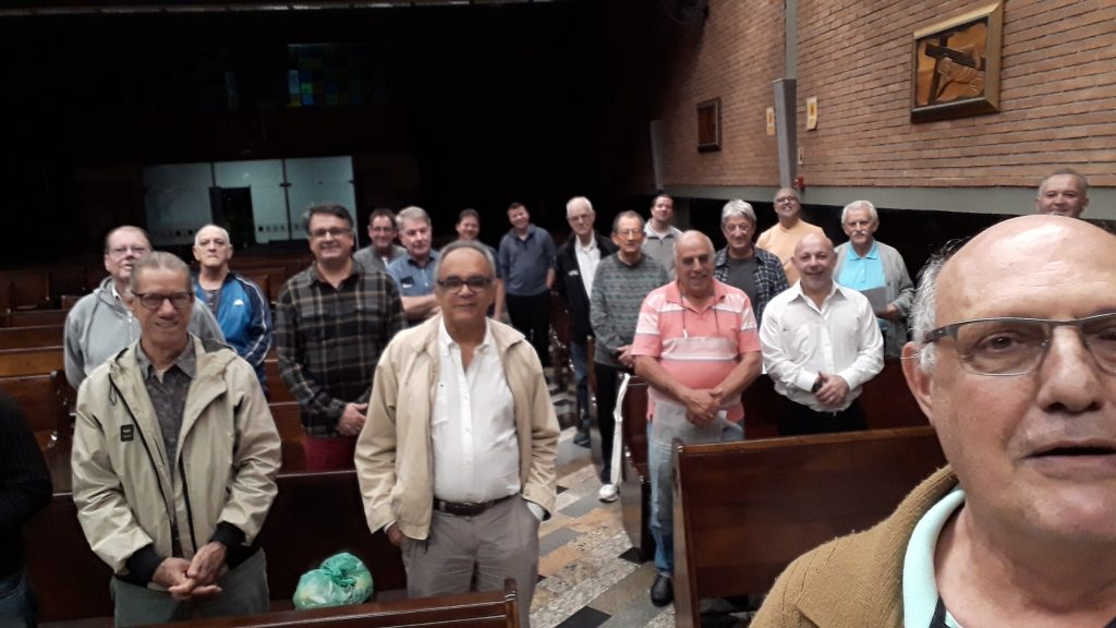 Terço dos Homens Paróquia Nossa Senhora de Lourdes